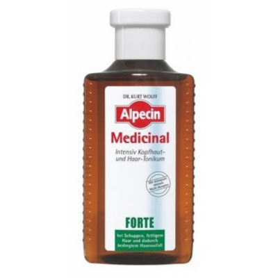 Alpecin Haarwasser Forte Intensiv Haar & Kopfhaut 200 ml