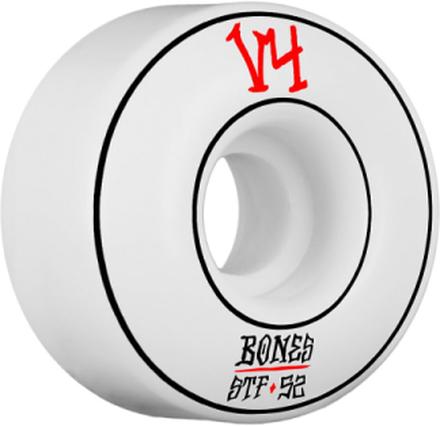 Bones Wheels STF V4 Series V 83B 52 Wheels Wheels white Uni