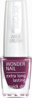 Isadora Wonder Nail Purple Paisley