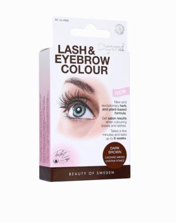 Depend Lash & Eyebrow Colour Dark Brown