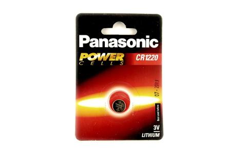 Batteri Litium CR1220 3V