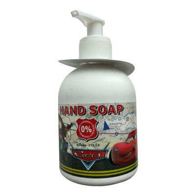 Disney Cars Hand Soap 300 ml