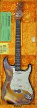 Fender 60/63 Strat AOWoF3TSB SH Relic