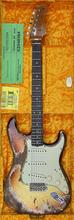 Fender 60/63 Strat F3TSB SparkleRelic