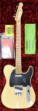 Fender 51 Nocaster FNBL Relic