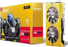 AMD Radeon RX 590 Nitro+ GOLD - 8GB GDDR5 RAM - Grafikkort