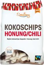 "Eko Kokoschips ""Chili & Honung"" 120g - 31% rabatt"