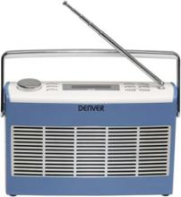 Bærbar DAB-radio DAB-37 - DAB portable radio - Blå