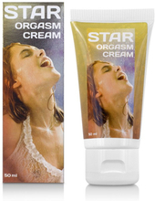 Star Orgasm Stimulating Cream