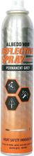 Reflexspray för metall Albedo 100 Industrial - Permanent grey - 200 ml