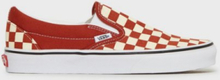 VANS UA Classic Slip-On Checkerboard Picante