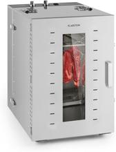 Master Jerky 16 torkautomat + köttkrok set 1500W rostfritt stål silver