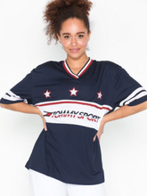 Tommy Sport Hockey Inspired Tee with Stars