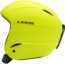 Everest K Allround Helmet Laskettelukypärät NEON