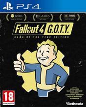 Fallout 4 Game of the Year Edition (English/Polish Box) (PS4)