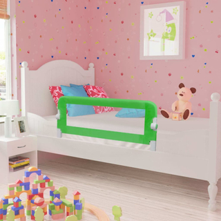 vidaXL sengehest til børn 2 stk. 102 x 42 cm grøn