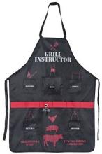 Förkläde Grill Instructor