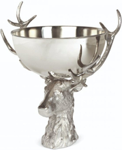 Champagneskål Reindeer Head Wine Bucket