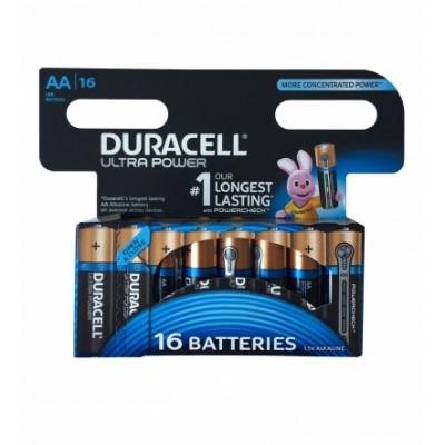Duracell AA Duralock Ultra Power 16 stk