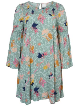 JUNAROSE Printed Dress Women Green