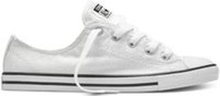 Converse Kvinde Dainty OX Sneakers Hvid