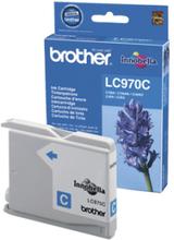 Brother bläckpatron cyan(blå) LC970C