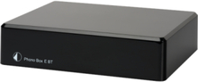 PHONO BOX E BLACK Pladespiller - Sort