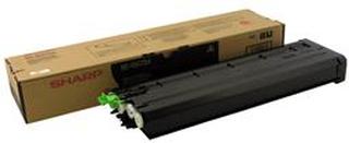 SHARP Black Toner Cartridge MX45GTBA