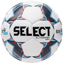Select Fotball Brillant Super Mini V21 Eliteserien - Hvit/Blå