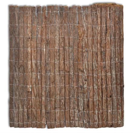 vidaXL barkhegn 400 x 150 cm