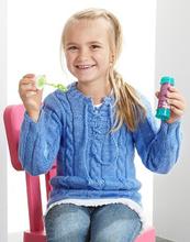 Stickmönster - Flätstickade tröjor till barn dam & herr (med snörning)