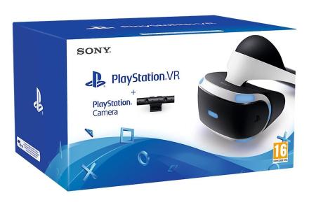 PlayStation VR bunt startpakke med PSVR Headset-kamera-Storbritanni...