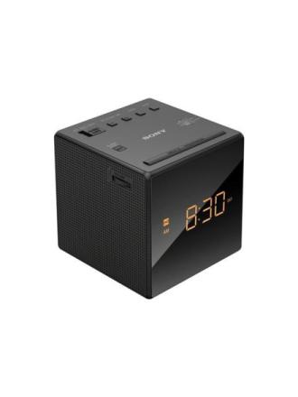 Clock radio ICF-C1 - AM/FM - Mono - Sort