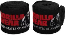 Gorilla Wear Boxing Hand Wraps - Sort