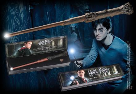 Harry Potter Illuminating Wand - Harry