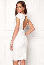 BUBBLEROOM Hellie Dress White 38