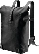Brooks Pickwick Canvas Backpack 26L total black 2020 Fritids- & Skolryggsäckar
