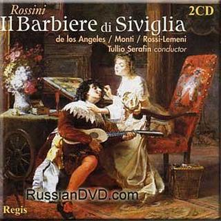 Rossini;Il Barbiere Di Siviglia