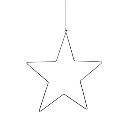 DBKD - Star Christmas Ornament Ø10 cm