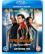 Spider-Man: Far From Home - 3D (Includes Blu-ray)
