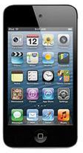 iPod Touch (4th Gen) 8GB Sølv/Sort