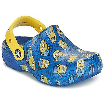 Crocs Træsko til børn CROCS FL MINIONS GRAPHIC CLOG K Crocs - Spartoo