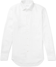 Loro Piana - Arizona Linen Shirt - White - XXL,Loro Piana - Arizona Linen Shirt - White - XL,Loro Piana - Arizona Linen Shirt - White - XXXL,Loro Piana - Arizona Linen Shirt - White - L,Loro Piana - Arizona Linen Shirt - White - M