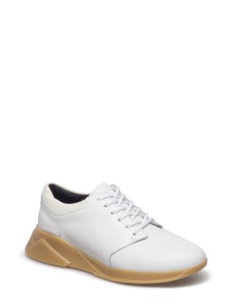 Force Derby Shoe Wmn Lave Sneakers Hvit ROYAL REPUBLIQ