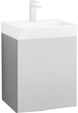 Svedbergs Skapa Tvättställsskåp vit, 45 x 35 cm