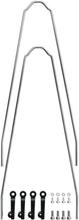 SKS monteringskit för stänkskärm, standard för Velo 65 Mountain 2020 Tillbehör till stänkskärmar
