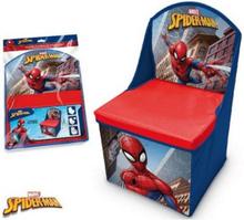 Spider-Man Pall Med Förvaring Blå