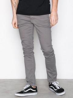 Jack & Jones Jjiglenn Jjoriginal Akm 696 Steel G Jeans Mørk grå
