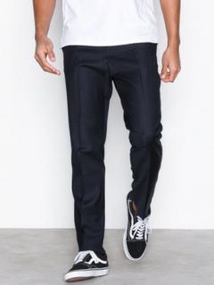 Elvine Watson Pants Bukser Dark Navy