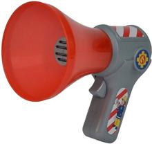 Megafon med röstförvrängning - Brandman Sam